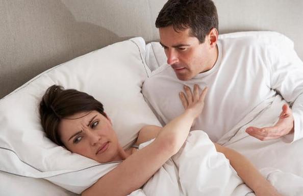 Почему мужчина не может удовлетворить женщину